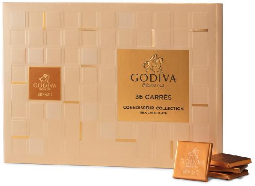 Godiva Carres Milk 190g