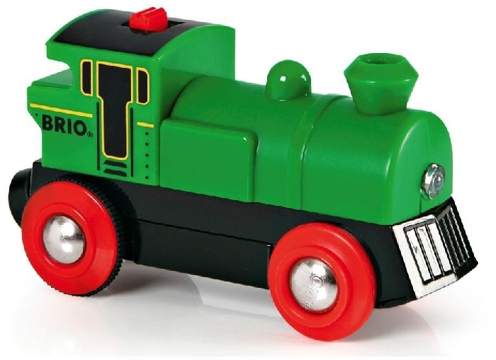 BRIO Wooden Toy 33595 Locomotive