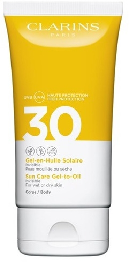 Clarins Body Sun Care Gel-to-Oil 150ml