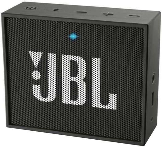 JBL Sound Carrier Go Black