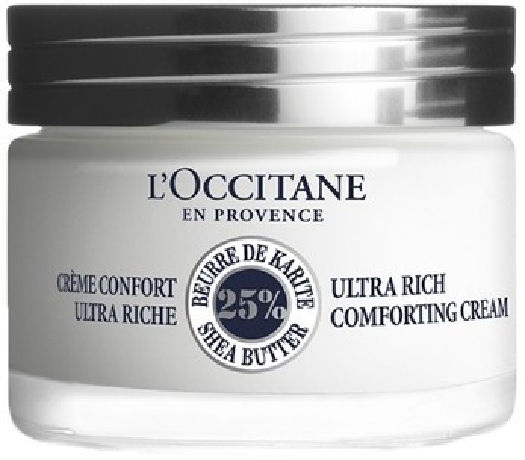 L'Occitane en Provence Shea Butter Ultra Rich Comforting Cream 50 ml