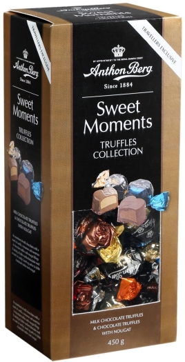 Anthon Berg Sweet Moments Truffles Collection 450gr