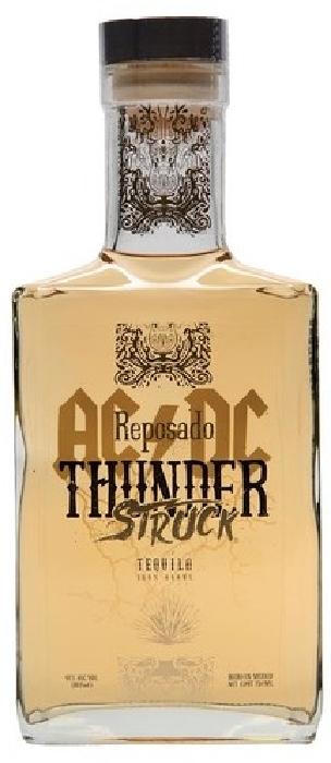 AC/DC Thunderstruck Tequila Reposado 0.7L