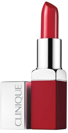 Clinique Pop Lip Colour + Primer Lipstick N08 Cherry Pop 4ml