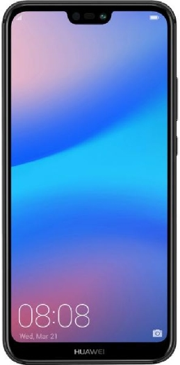 Huawei Nova 3E 64GB Dual SIM Black