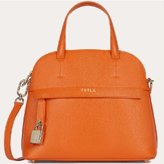 Furla Piper Handbag, Orange BAHUFPIARE000BG60010
