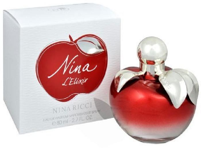 Nina Ricci Nina L' Elixir EdP 80 ml