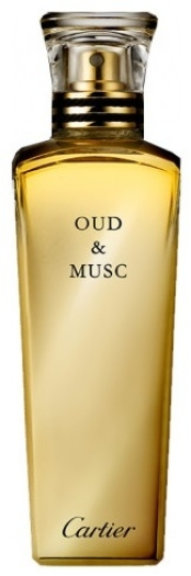 CARTIER Les Heures Voyageuses Oud&Musk 75ml