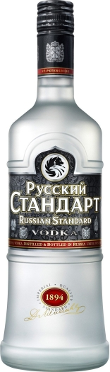 Russian Standard Vodka 40% 0.5L