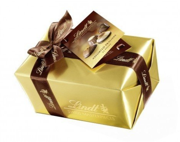 Lindt Assorted Swiss Masterpieces Ballotin 250g