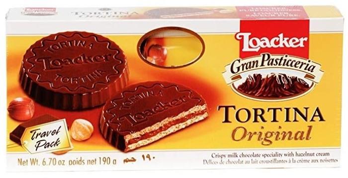 Loacker Tortina Original 190g