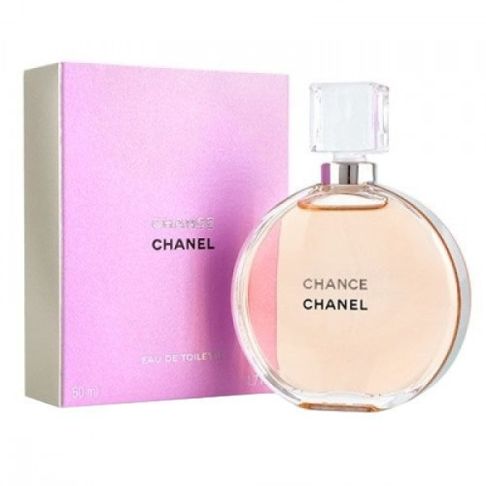 chanel chance. eau de toilette chanel chance 50ml