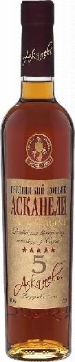 Askaneli Brandy 5 YO 40% 0.5L