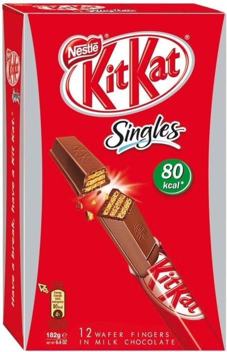 KitKat Singles 182g