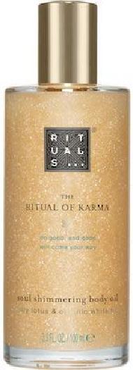 Rituals Karma Body Shimmer Oil 100ML