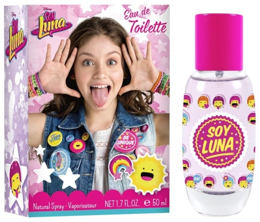 Kids World Soy Luna EdT 50ml