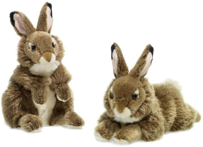 WWF Brown Rabbit