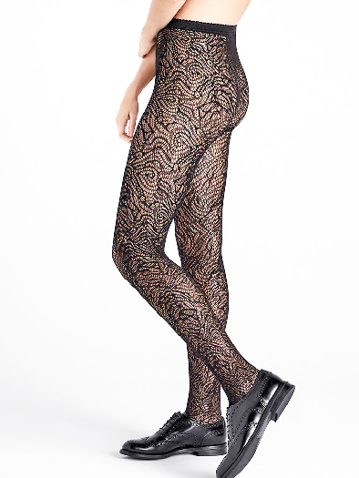 Wolford True Blossom Tights