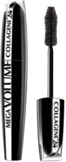 L'Oreal Paris Mega Volume Collagene Mascara Extra Black 9ml