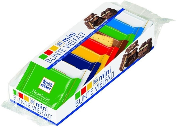 Ritter Sport Ritter Mini Chocolate Mix 150 g