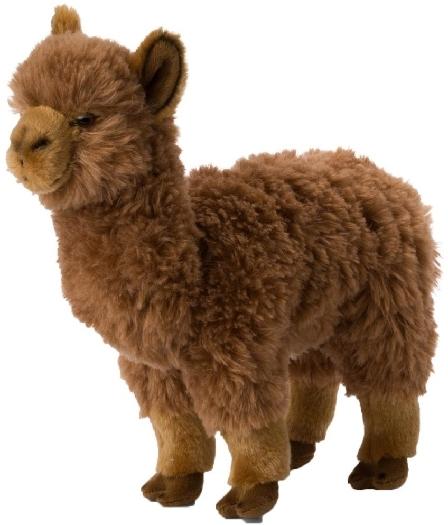 WWF Alpaca brown