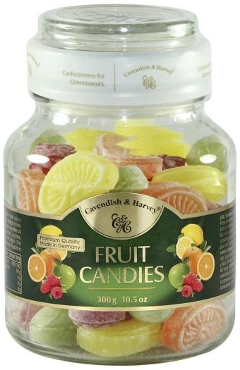Cavendish&Harvey Fruit Candies 300g