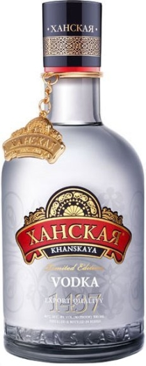 Khanskaya Limited Edition 0,5L