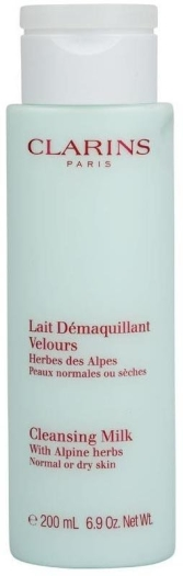 Clarins Cleansing Milk 200ml