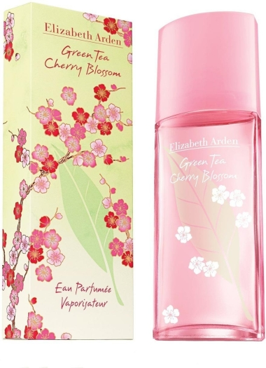 Elizabeth Arden Green Tea Cherry Blossom EdT 100ml