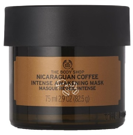 The Body Shop Recipes of Nature Coffee Mask 75ml