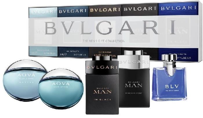 Bvlgari The Men's Gift Collection Coffret