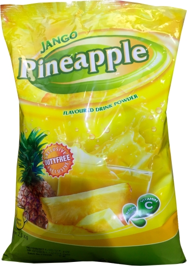 Jango Pineapple Instant Drink Powder 2.5kg