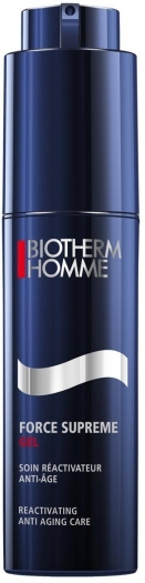 Biotherm Homme Force Supreme Re-Activating Anti-Aging Care Gel 50ml