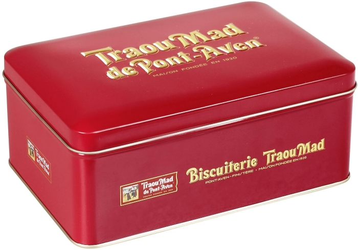 Traou Mad bretonne Cookies Selection 245g