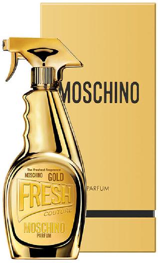 Moschino Gold Fresh Couture EdP 50ml