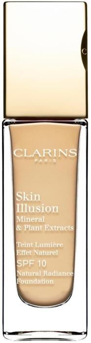 Clarins Skin Illusion Foundation N°107 Beige 30ml
