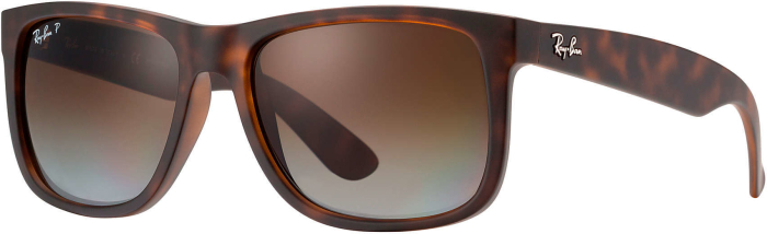 Ray-Ban Justin Classic Polarized Sunglasses