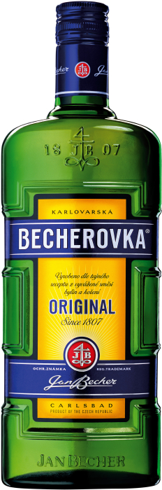 Becherovka Carlsbad 38% 0.5L