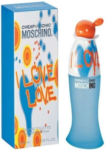 Moschino I love EdT 100ml