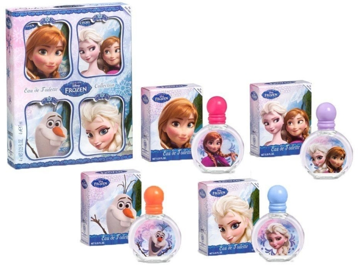 Disney's World Frozen Miniatures Coffret EdT 4x7ml