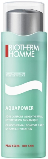 Biotherm Homme Aquapower Soin Oligo Thermal Moisturizing Gel 75ml