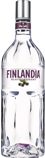 Finlandia Blackcurrant 1L