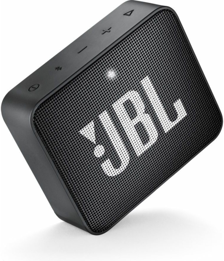 JBL GO 2 Portable Bluetooth Speaker Midnight Black 184g