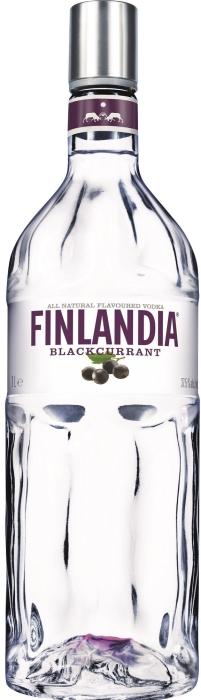 Finlandia Blackcurrant 1L