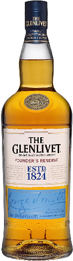 The Glenlivet Founders Reserve 1L