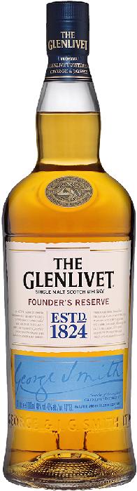 The Glenlivet Founders Reserve 1L