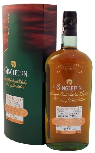 Singleton Of Glendullan Master's Art 1L