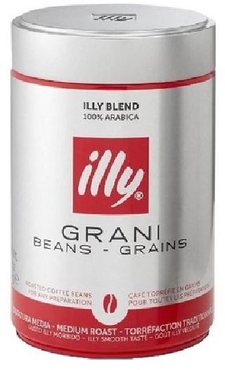 Illy Roasted coffee beans 250g