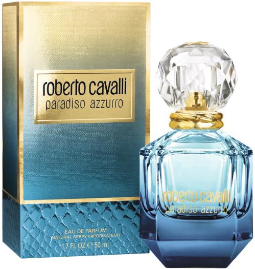 Roberto Cavalli Paradiso Azzuro 50ml