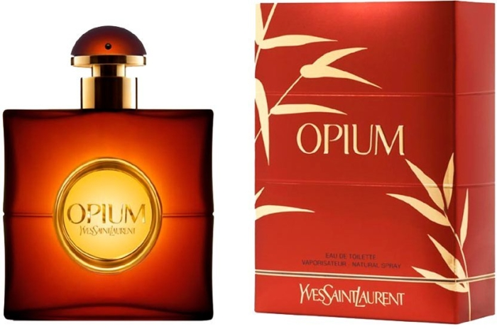 Yves Saint Laurent Opium EdT 50ml